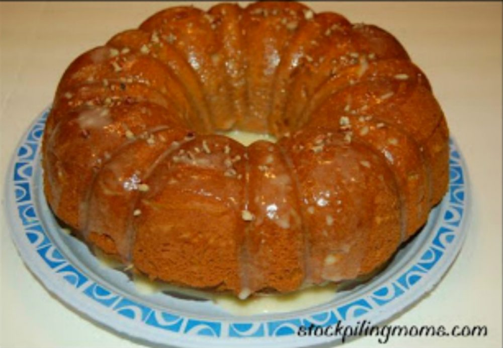 Pumpkin Bundt Cake Recipe is perfect for fall baking!