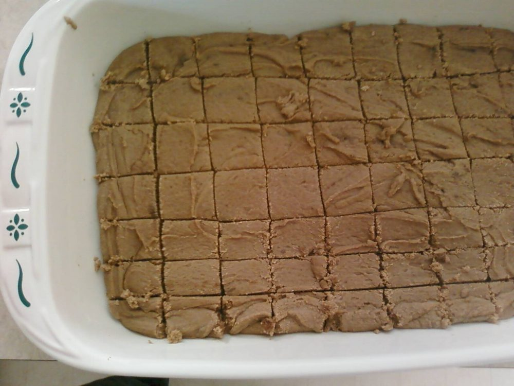 Peanut Butter Chocolate Fudge is the BEST to make and enjoy during the holidays.