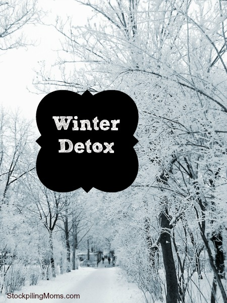 The winter is a great time to detox. Try this recipe to help clean out your system!