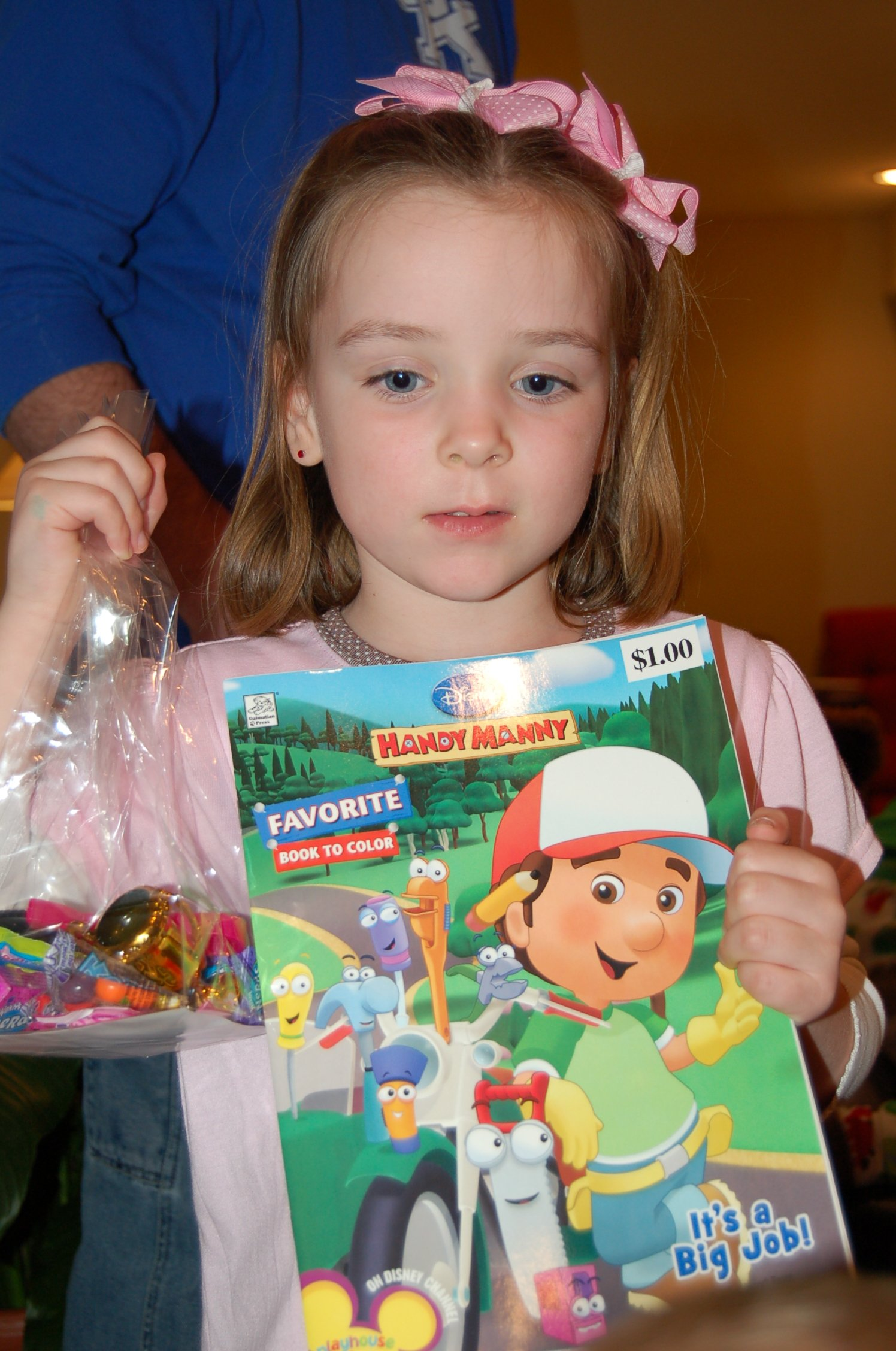 Handy Manny Big Race Party
