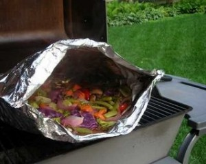 BKW Seasonings Grilled Vegetables are the perfect vegetarian side dish for summer!