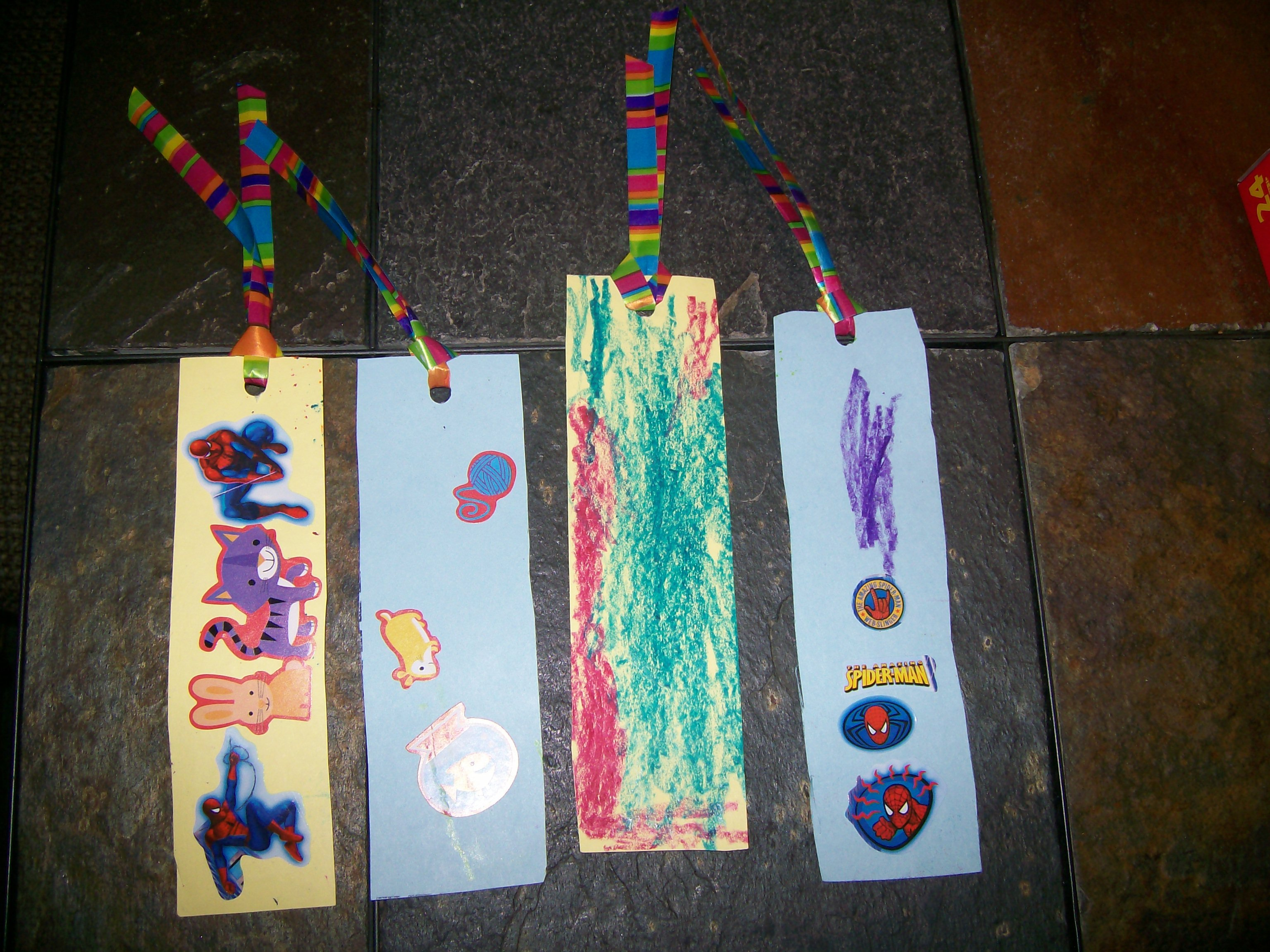 Diy Bookmark Project Perfect For Father S Day Summer Projects