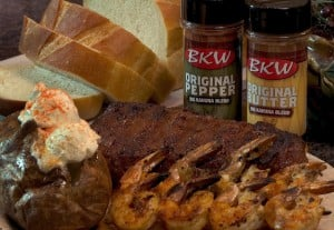 Big Kahuna Dub Steaks are flavorful and easy to make on the grill. They are literally the best steaks ever!