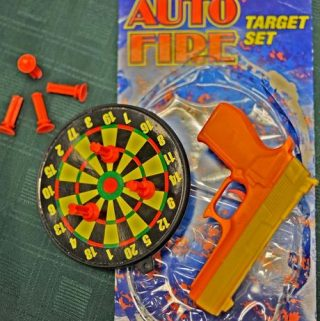 Recall of Toy Dart Gun Sets Sold Exclusively at Family Dollar Stores