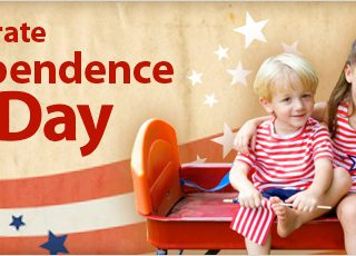 Celebrate Independence Day with Kraft at your local Walmart!
