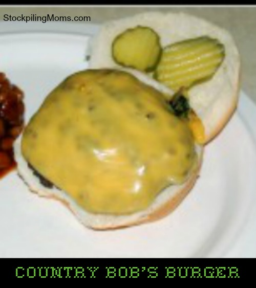 Country Bob's World's Famous Burgers