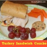 Turkey Sandwich Combo
