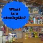 WHAT IS A STOCKPILE