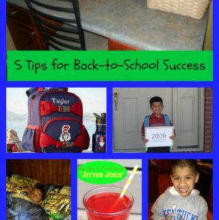 5 Tips for Back-to-School Success