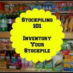 Inventory Your Stockpile