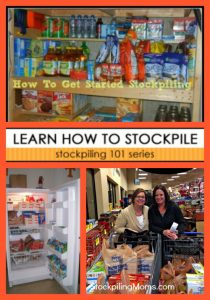 Stockpiling 101 - How to Get Started Stockpiling