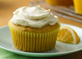 Gluten Free Lemon Lover's Cupcakes are so moist and delicious. This is seriously the best cupcake ever!