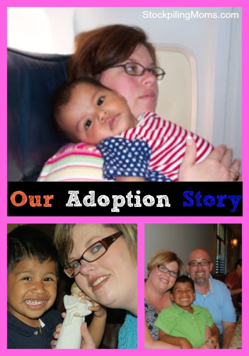 Our Adoption Story - My Journey to Motherhood