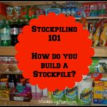 How do you build a stockpile