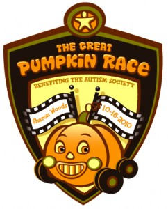 The Great Pumpking Race