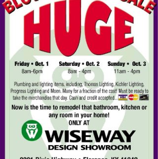 Wiseway Suppy – HUGE Blow Out Sale