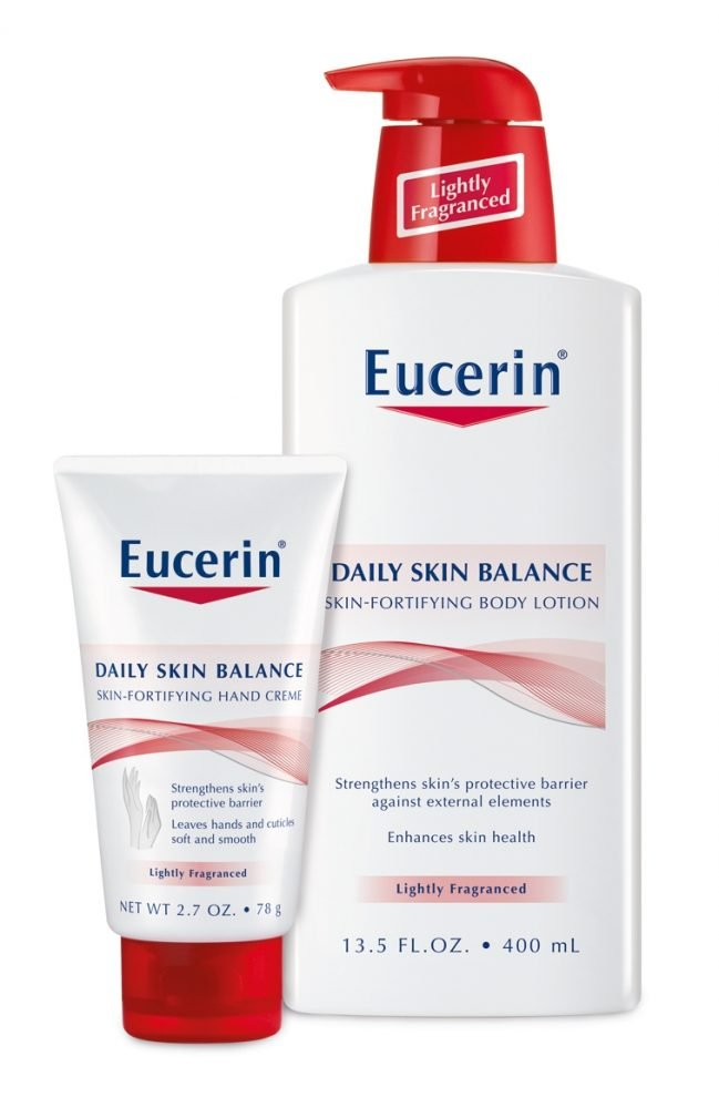 Eucerin DSB Body Lotion & Handcreme