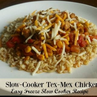Simple Truth Slow Cooker Tex Mex Chicken