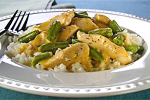Chicken & Green Bean Skillet