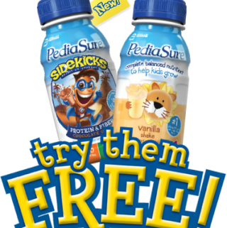 PediaSure SideKicks Rebate
