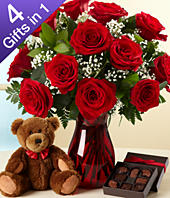 Holiday Giveaway Extravaganza Valentine's Edition :: ProFlowers $50 Gift Code