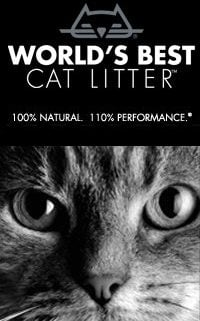 Try World's Best Cat Litter for FREE