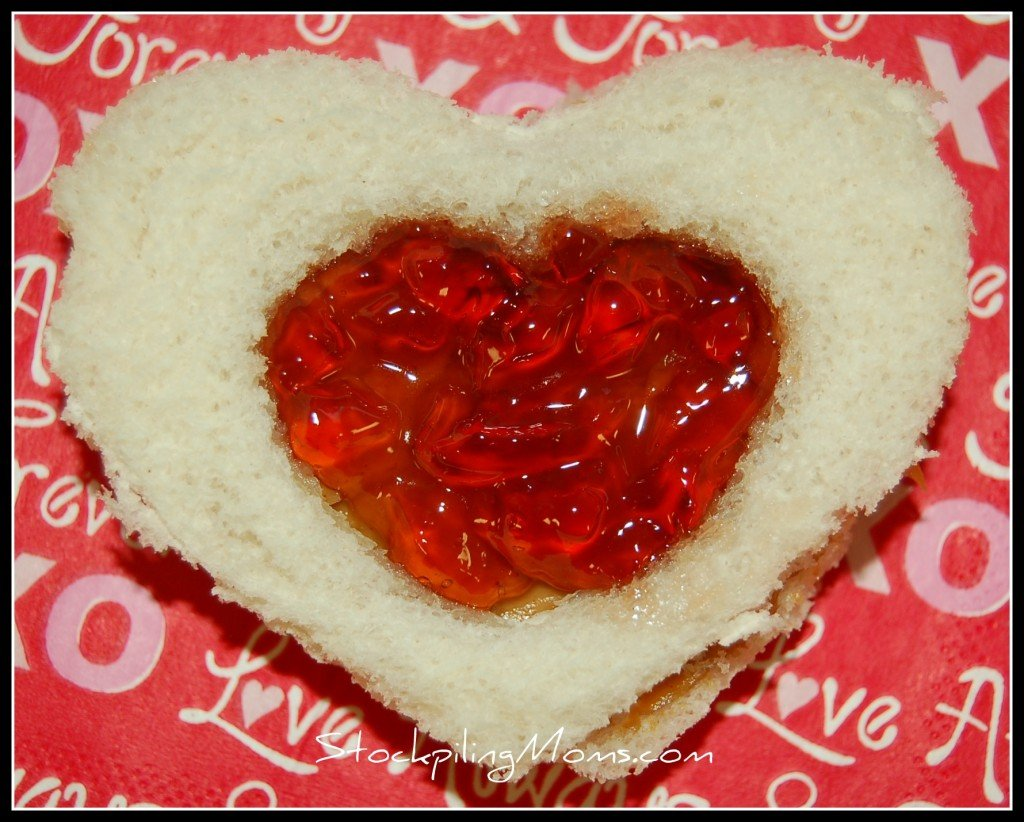 Perfect after school, lunchbox or Valentine's Day party treat!