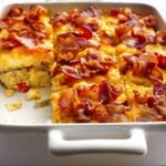 bacon and hashbrown bake