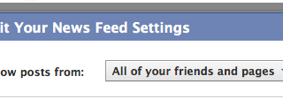 Facebook Changes That Will Affect Your Feeds :: Don't Miss Our Deals!