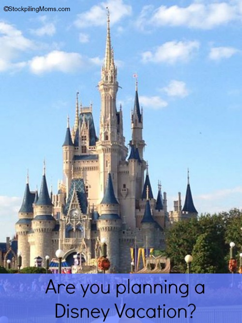 Are you planning a Disney Vacation?  We have tips to help you plan the BEST vacation!