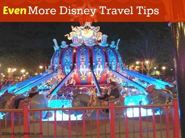 Even More Disney Travel Tips - Let Us Help You Plan Your Dream Vacation
