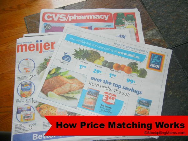 How Price Matching Works