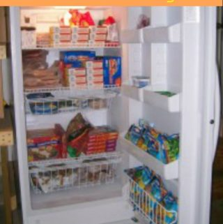 Once A Month Cooking – Freezer Cooking