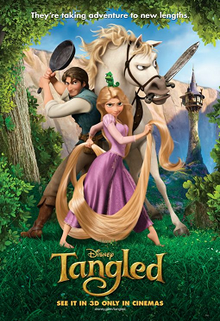 Tangled DVD Rebates