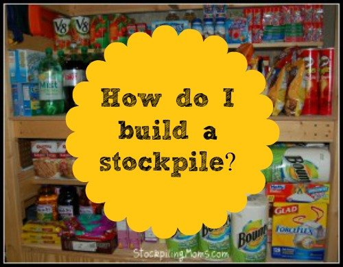 How do I Build a Stockpile?