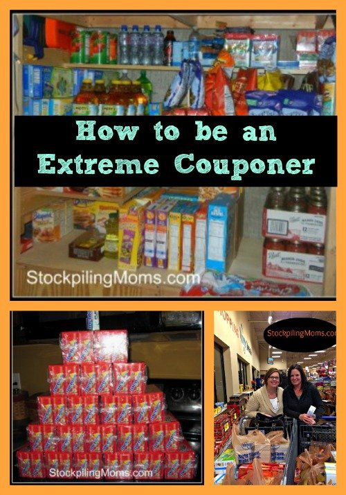 How to be an Extreme Couponer and save thousand of dollars a year from your budget!