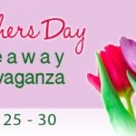 Mother Day Giveaway Extravaganza Winners