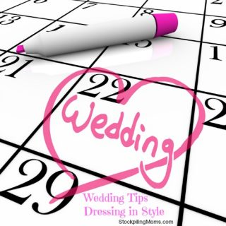 Wedding Tips – Dressing in Style