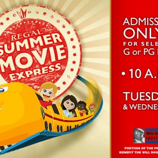 Summer Movie Express :: Regal Theaters