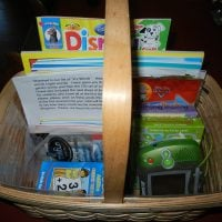 Create a Summer Learning Basket