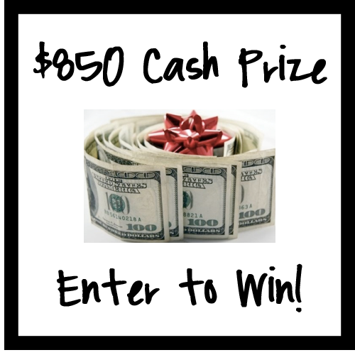 Cash Giveaway One Prize
