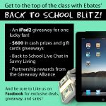 iPad2 & $200 Cash Giveaway :: CLOSED