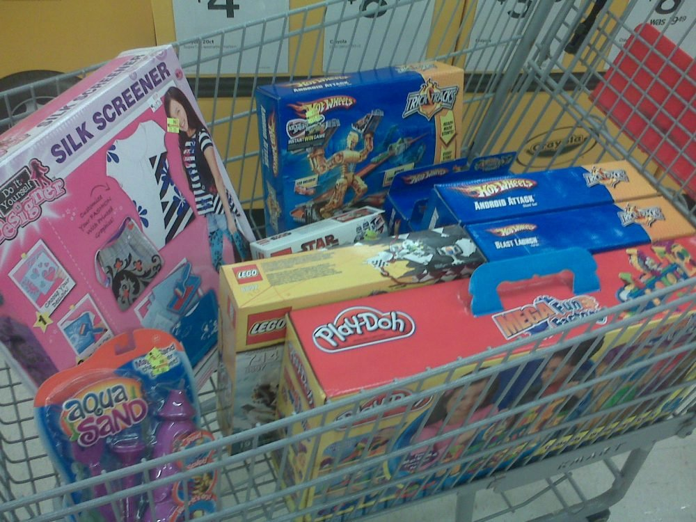 Kmart 50% off Clearance Toys