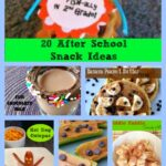 20 After School Snack Ideas