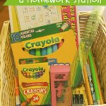 How to setup a Homework Station