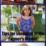 Tips for shopping at the Farmer's Market