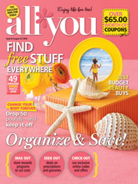 All You Magazine Deal :: $1.25 an issue