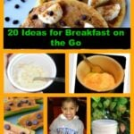 20 Ideas for Breakfast on the Go