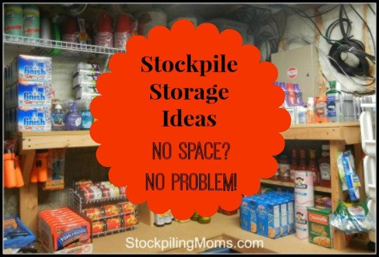 Stockpile Storage