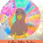 Coffee Filter Turkey Thanksgiving Craft